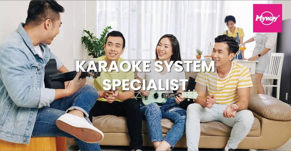 Karaoke Specialist