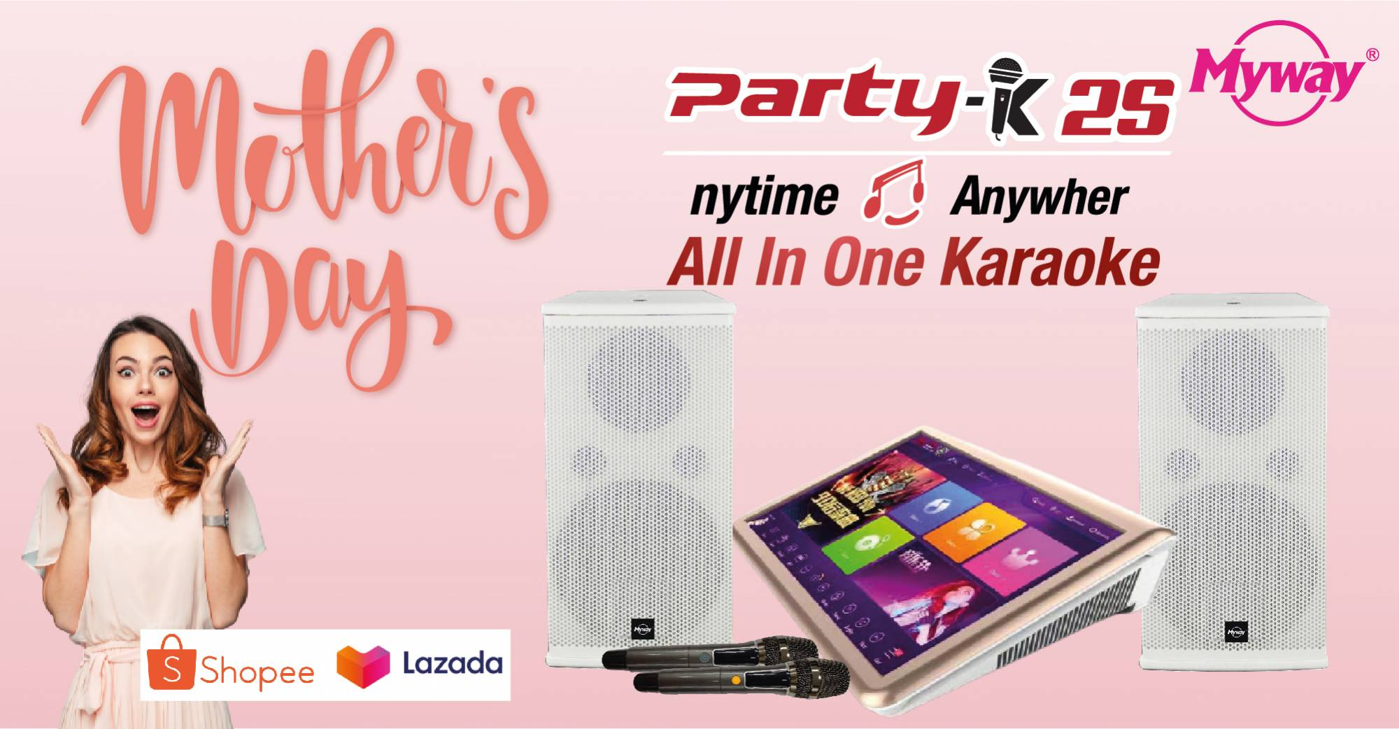 Mother's Day Promotion 2021