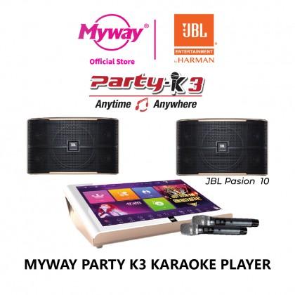 Party K3 6 in 1 Karaoke System