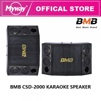 BMB CSD-2000 Karaoke Speaker (12 inch)