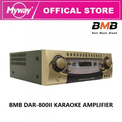 BMB DAR-800II Karaoke Amplifier
