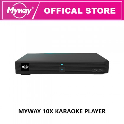Myway 10X + Touch Screen