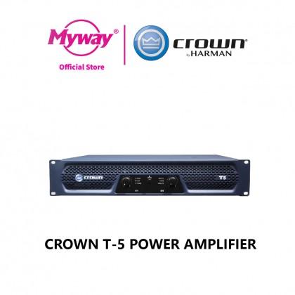 Crown Audio T Series Power Amplifier