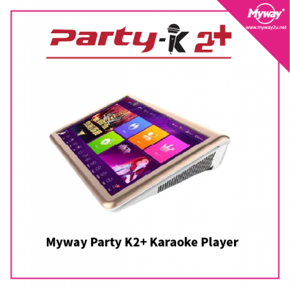 Party K2 plus All in 1 Karaoke System